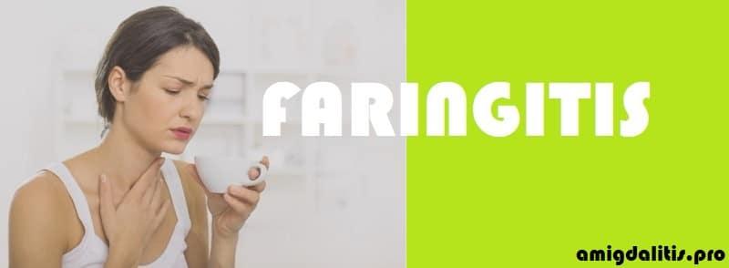 tratamiento para la faringitis